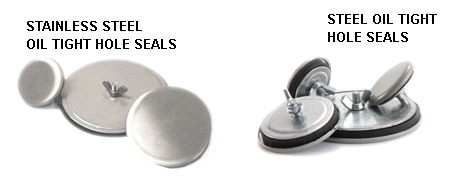 Stainless Steel Oil Tight Hole Seals
